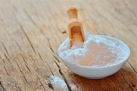 Рецепты содового обертывания