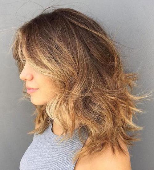 Итальянка - женская стрижка волос