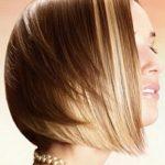 Окрашивание волос каре