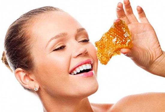 Правила использования масок на основе продуктов пчеловодства
