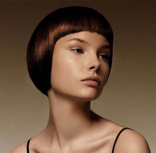 Сессон - стрижка на короткие волосы