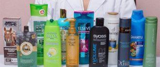 Шампунь для волос - как сделать правильный выбор