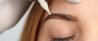 Татуаж бровей: чем отличается пудровый от волоскового и какие отзывы