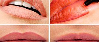 Техники перманентного макияжа