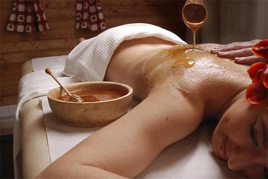 Термообертывание с медом для похудения