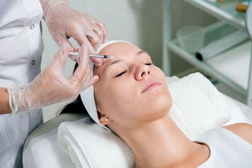 Ботулотоксин в косметологии