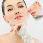 Как убрать рубцы на лице после прыщей