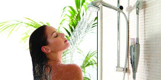 Можно ли в душ после солярия