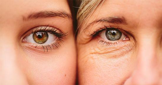 Старение кожи: причины, симптомы и профилактика